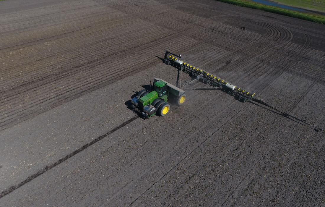 LED werklamp landbouw